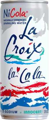 Natural LaCroix LaCola Sparkling Waterflavor