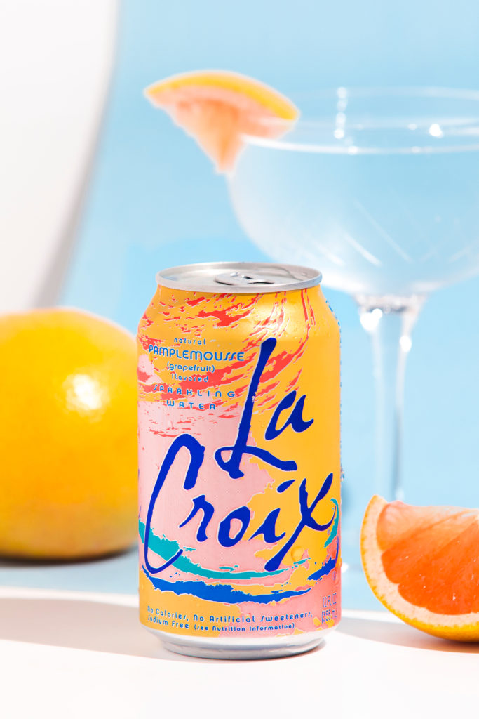 Natural LaCroix Pamplemousse Sparkling Water