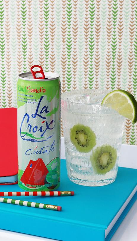 Kiwi Lime Spritz