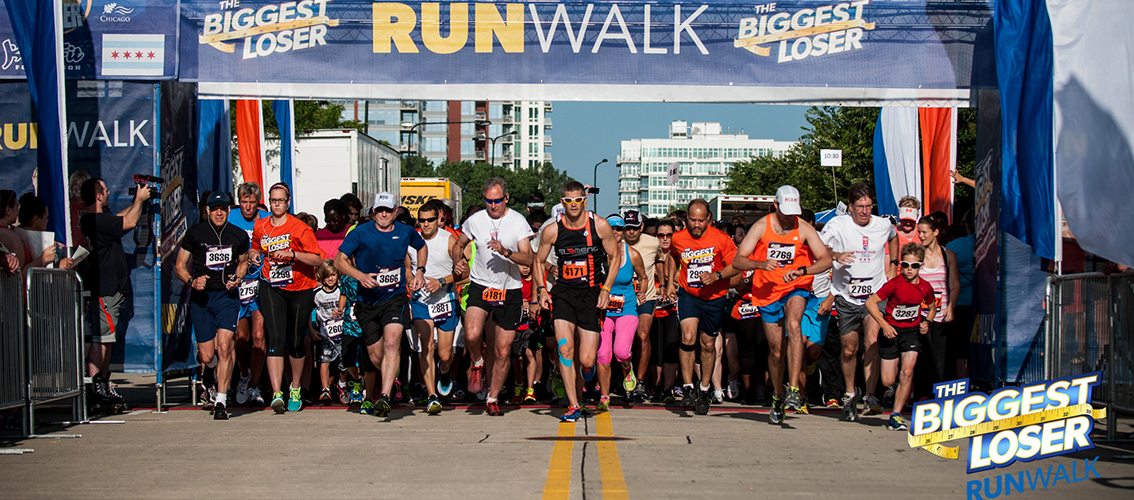 LaCroix Partners with The Biggest Loser RunWalk!