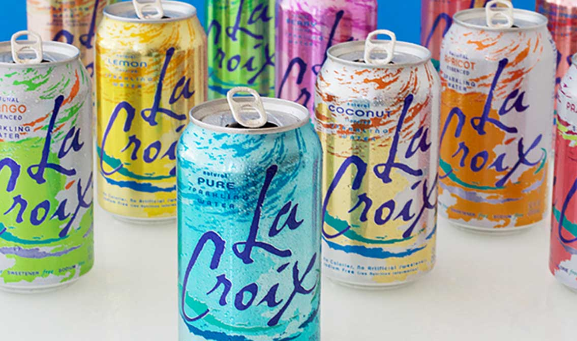 Why LaCroix Sparkling Water Is Now Everywhere