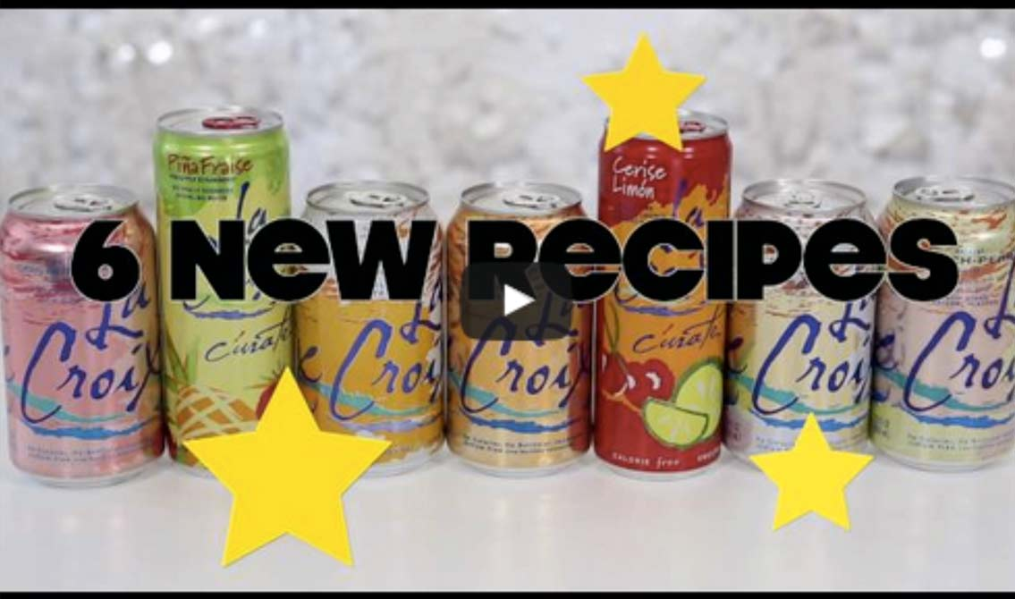 6 Tasty and Easy Recipes Made with LaCroix that You Will Want in Your Belly ASAP