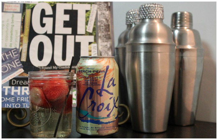 Ring In The New Year Sans Guilt : LaCroix Cocktails