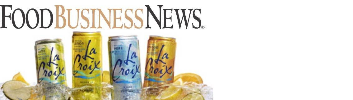 Healthy Beverage Innovations like LaCroix at Expo East