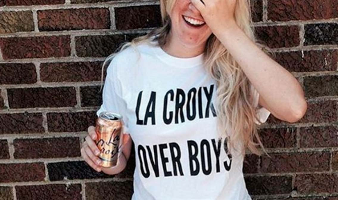Instagram Indie Appeal Helps Boost LaCroix Sales Amongst Millennials