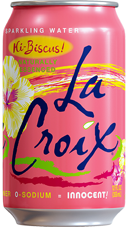 LaCroix - Naturally Essenced Sparkling Water