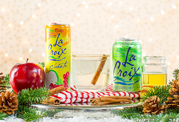 Celebrate National Fruit Day and 'Fall' for Mocktails by LaCroix!