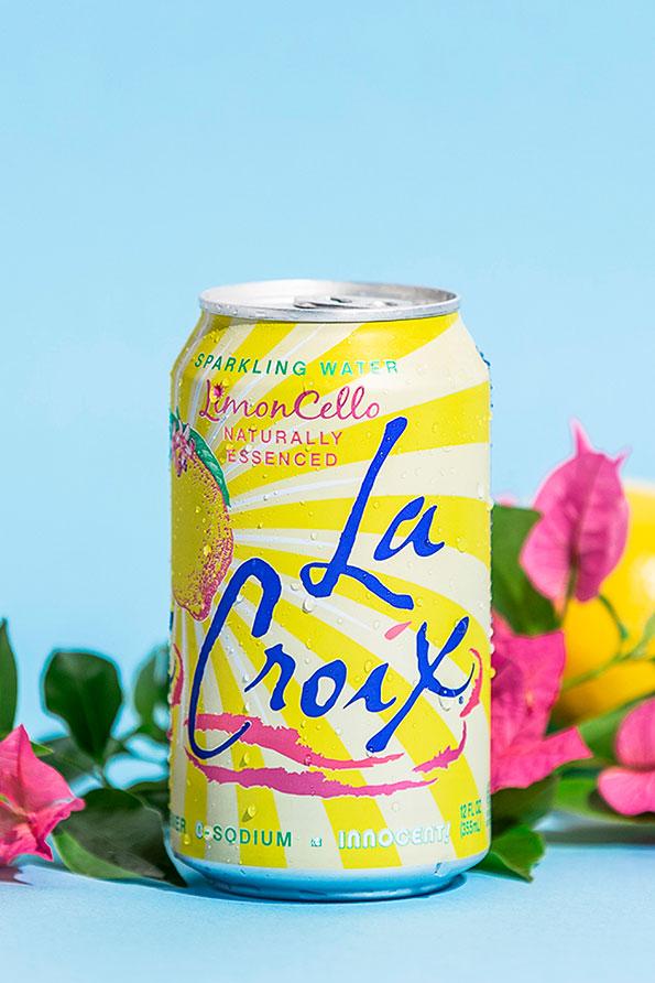 Natural LaCroix LimonCello Sparkling Water